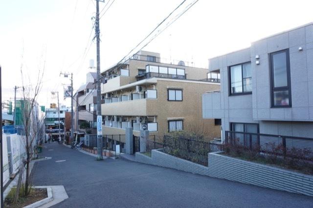 藤和シティコープ大倉山駅前の外観