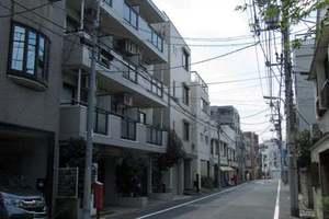 クリオ武蔵小山壱番館の外観