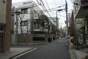 インペリアル渋谷神泉フラットの外観