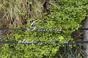 ジェノヴィア大塚グリーンヴェールの看板