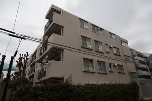 第2桜新町ヒミコマンションの外観