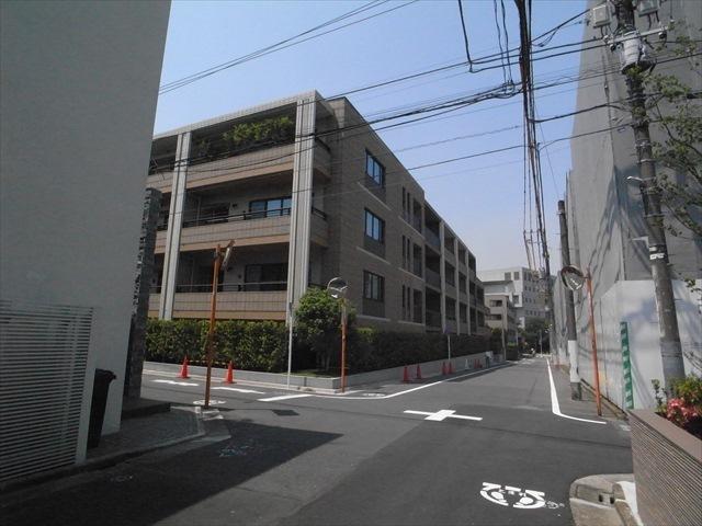 パークコート渋谷大山町ザプラネ悠邸の外観