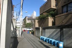 ベルテ参宮橋の外観