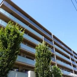 オーベルグランディオ横浜鶴見アリーナテラス