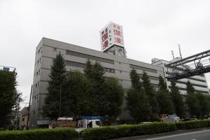 高円寺マンションの外観