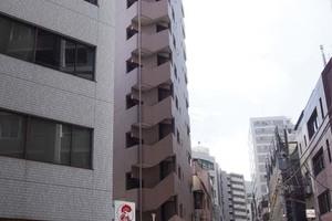 シャルムコート東日本橋の外観