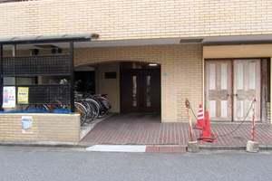 中野新橋ヒミコセランのエントランス