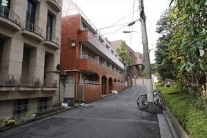 GSハイム三田の外観