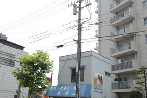 江戸川ハイツ(江戸川区)の外観