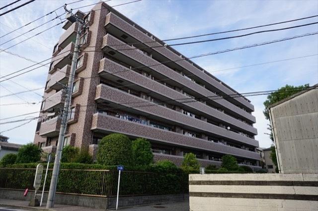 クレッセント新川崎4の外観