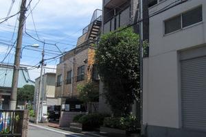 菱和パレス早稲田壱番館の外観