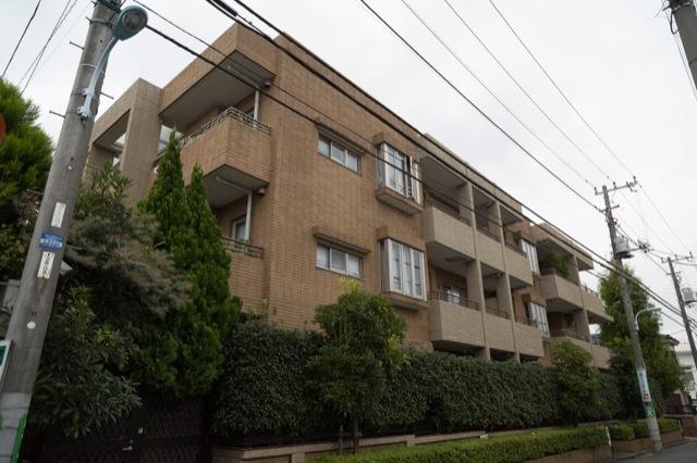 荻窪二丁目シティハウスの外観