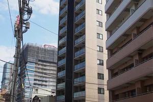 プレシス東京八丁堀の外観