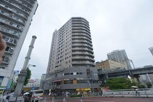 リビオ五反田プラグマGタワーの外観