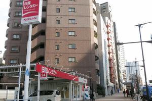 パレソレイユ西新宿の外観
