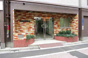 セイワパラシオン笹塚のエントランス