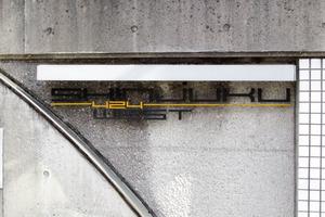 新宿424ウエストの看板