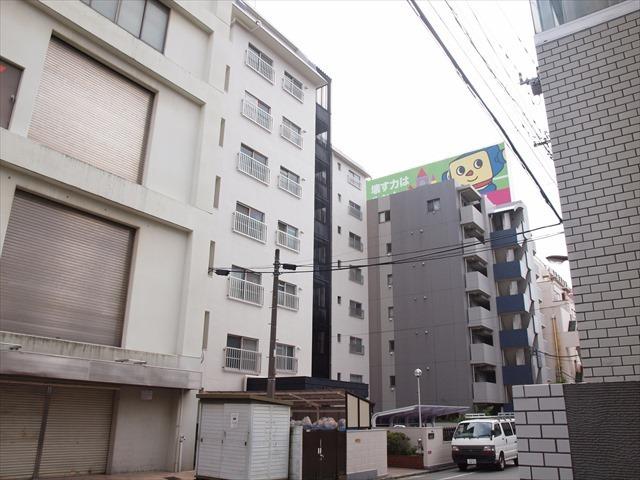ニックハイム錦糸町の外観