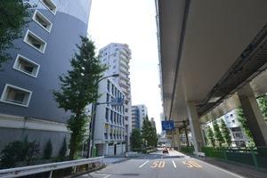 新池田山マンションの外観