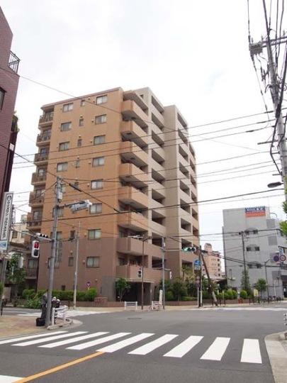 プリムローズ浅草桜橋の外観