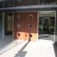 ハイホーム清澄庭園ブロードパークのエントランス