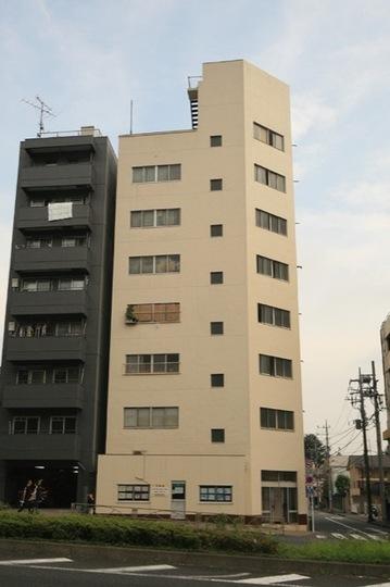 五反田マンション