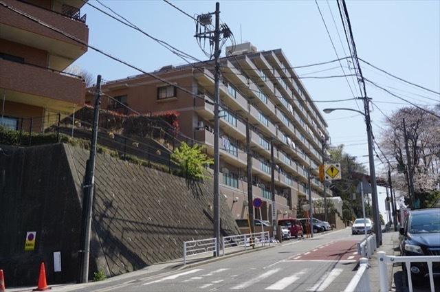 ワコーレ横浜蒔田2の外観