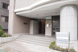 藤和シティコープ錦糸町のエントランス