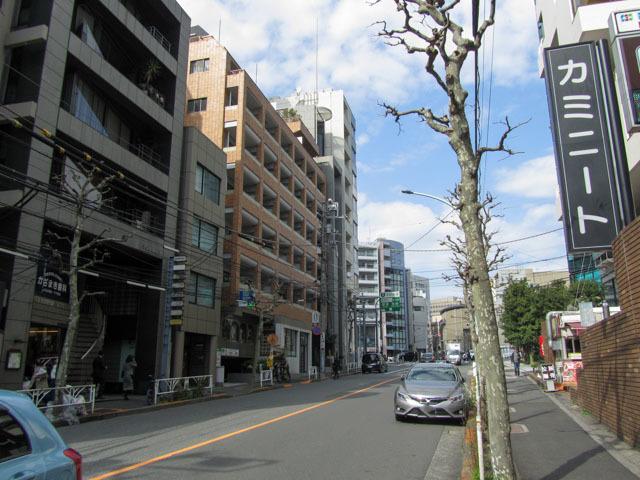 オーベル渋谷の外観