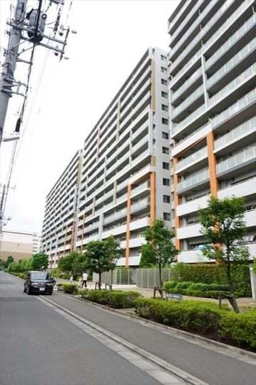 川崎サイトシティ2番館の外観