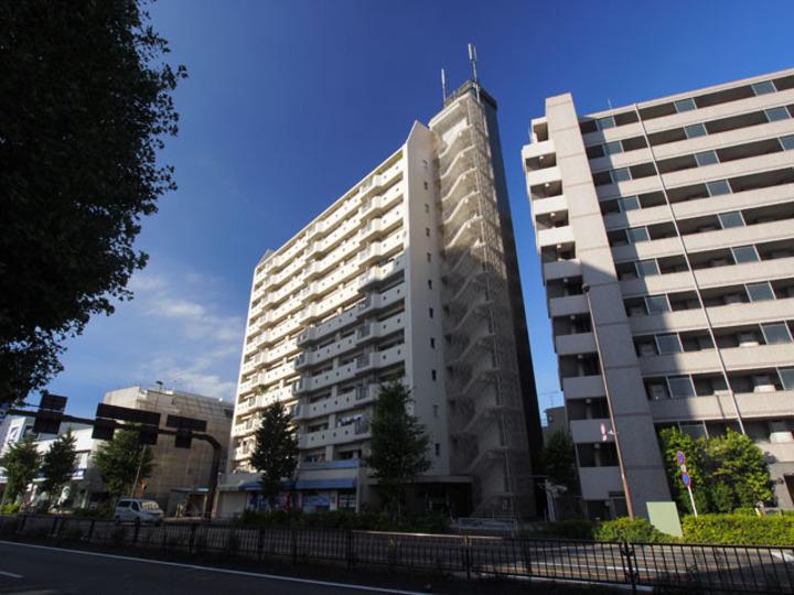 板橋蓮根台ダイヤモンドマンション