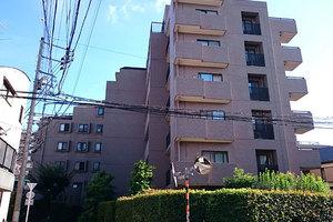 コスモ千鳥町ロイヤルフォルムの外観