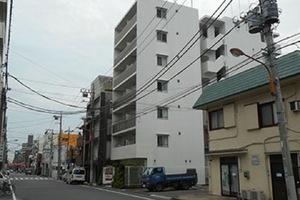 ヴェローナ錦糸町2ルッソの外観