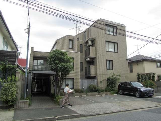 コスモセシオン目黒本町