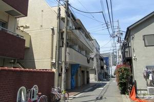 西新宿第2ダイヤモンドマンションの外観