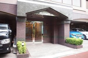 ナビウス扇橋菊川南のエントランス