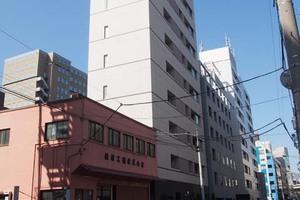 パークリュクス日本橋箱崎町monoの外観