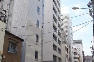 アデニウム東京八丁堀の外観