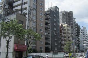 シティインデックス新宿若松町の外観