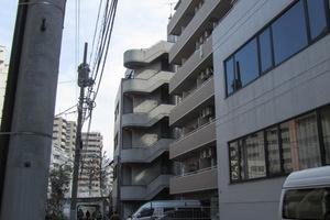シンシア渋谷の外観