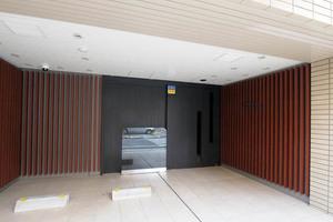 オープンレジデンシア本駒込六丁目のエントランス