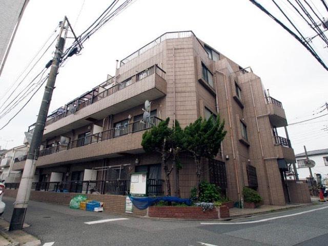 センチュリーマンション西新井の外観