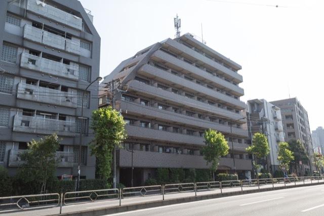 メゾン・ド・ヴィレ高円寺の外観
