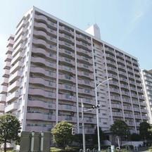 小松川チェリーガーデン1号棟