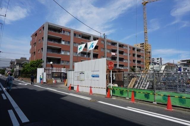 ライフレビューステーションフロント川崎大師の外観
