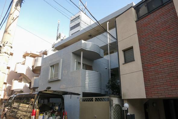ペガサスマンション渋谷本町第3