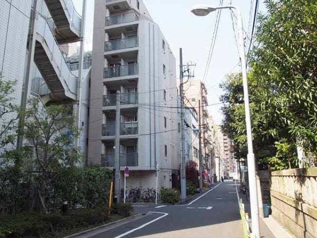 シンシティー浅草橋の外観