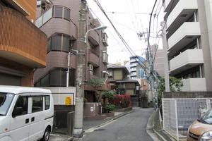 スカーラ渋谷松濤南の外観