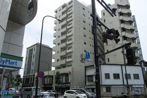 新宿内藤町ハウスの外観