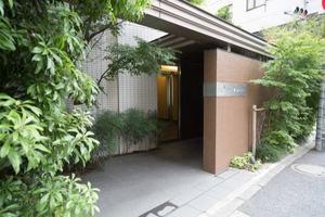 ザパークハウス江古田のエントランス